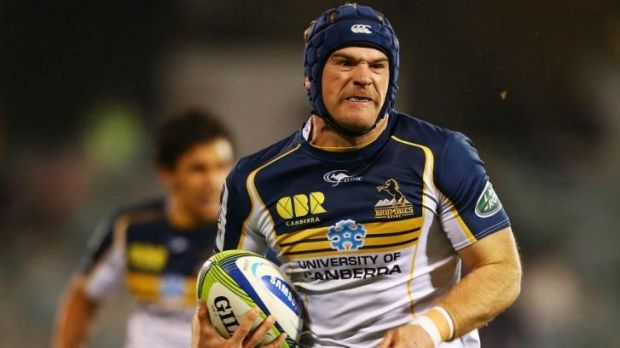 Brumbies utility Pat McCabe is back in the Wallabies squad after twice breaking his neck.