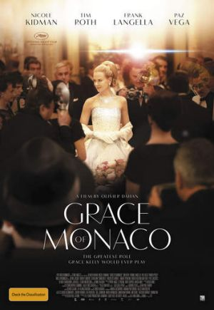 Grace of Monaco kicks off in cinemas June 5.