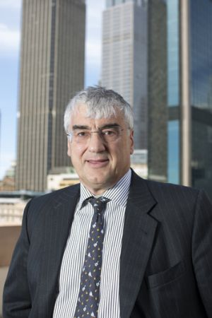 Michael Hintze was appointed to the Abbott government's Financial System Inquiry.