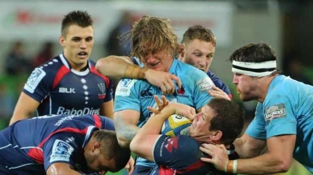 Have attack, will travel: The Waratahs will take their free-flowing style of play to Waikato.