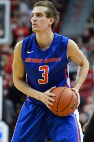 Best option: Anthony Drmic in action in Idaho.