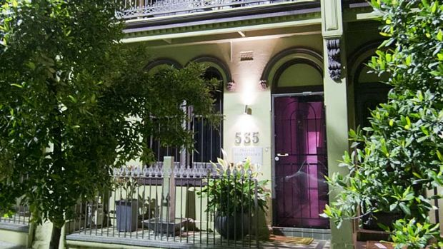 Liaisons brothel in Edgecliff.