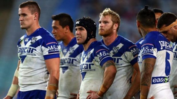 The Bulldogs are under the spotlight again over concussion protocols.