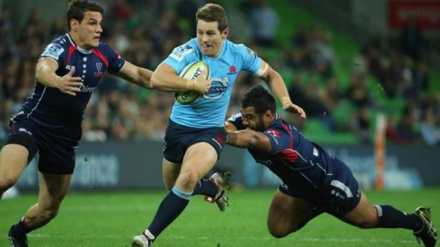 Option: Bernard Foley of the Waratahs.