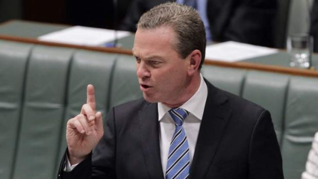 Christopher Pyne: 'Their call.'