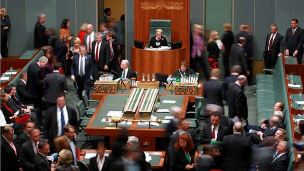The government used its majority to defeat Labor's motion.