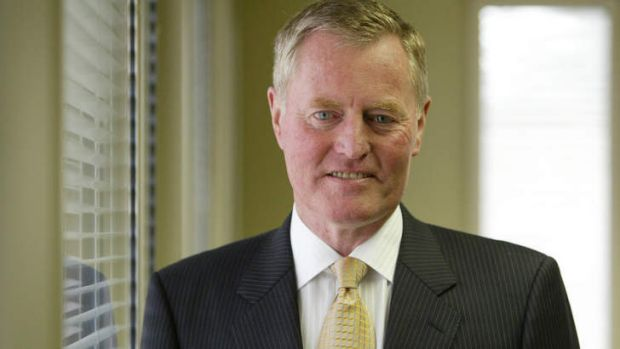 Robert Cornall, who conducted the Australian investigation into violence at the Manus Island detention centre.