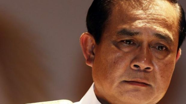 """""""I can do everything,"""" says Coup leader General Prayuth Chan-ocha."""