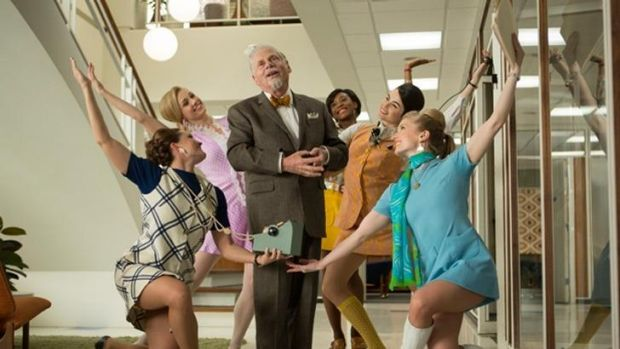 Bye bye Bert ... the chapter closes for Robert Morse's character in <i>Mad Men</i>.