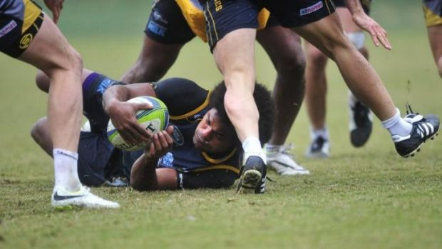 Henry Speight knows he must impress the Wallabies coaching staff.