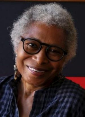 Favourite moment: Alice Walker at the Sydney Opera House.