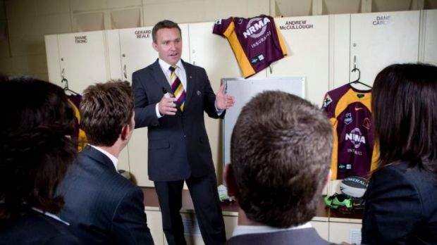 """Paul White ... """"We have spoken to the NRL and offered our full co-operation."""""""