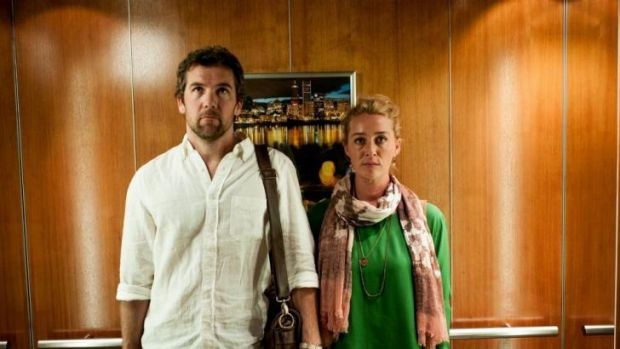 Love interest? Canberra's Patrick Brammall will pay the role of Leo Taylor alongside Asher Keddie in <i>Offspring</i>.