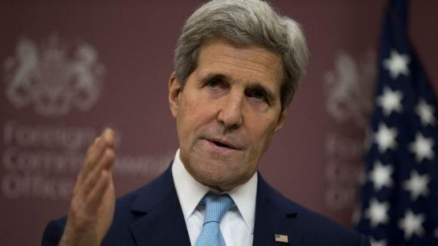 Edward Snowden should 'man up' and come home, says John Kerry.