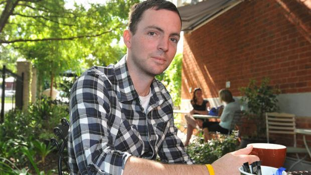 Cancer sufferer Dan Haslam uses cannabis for nausea caused by chemotherapy.