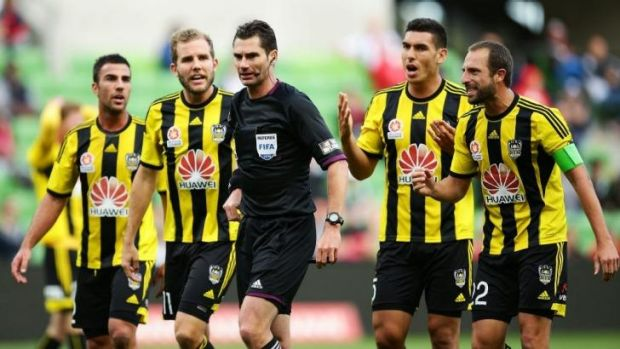 Canberra's Ben Williams is on his way to Brazil to referee in the World Cup.