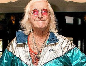 Posthumously exposed: Jimmy Savile.