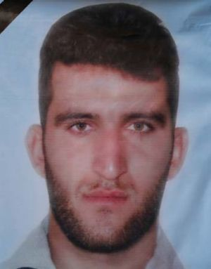 Killed in the Manus Island violence: Reza Barati.
