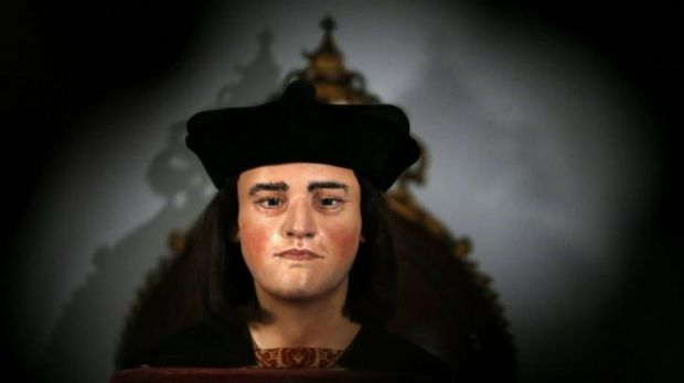 Handsome, not hunchback: A facial reconstruction of King Richard III.