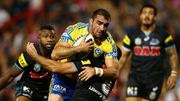 """"""" I think tonight we probably didn't have everyone doing their job the best they could"""": Tim Mannah."""