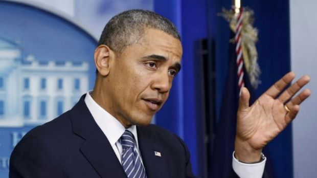 Trying to deliver healthcare to all US veterans ... President Barack Obama announces the resignation of US Secretary of ...