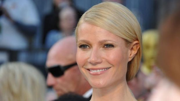 Under (verbal) fire ... Gwyneth Paltrow was criticised by Cindy McCain for comparing the experience of reading ...