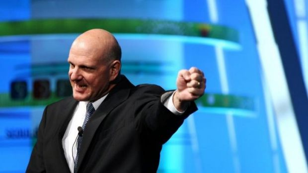 Basketball lover: Former Microsoft CEO Steve Balmer is poised to buy the Clippers.