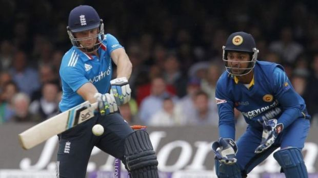 Jos Buttler scored the fastest one-day hundred for England.