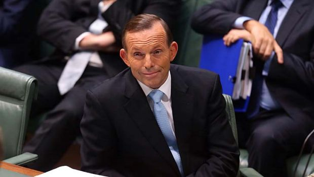 "Hinted he is open to ""refinement"" of the GP co-payment policy: Prime Minister Tony Abbott."