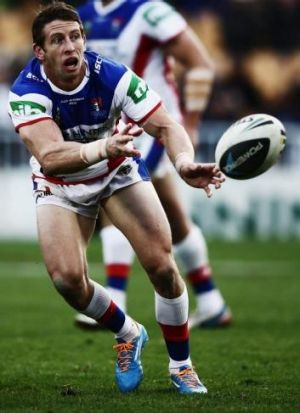 Disappointed: Kurt Gidley.