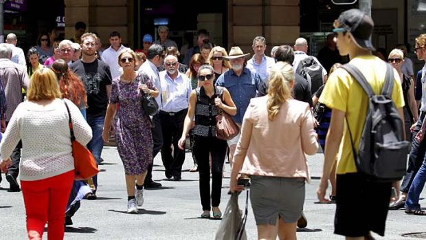 Is Australia set up to cope with a rapidly expanding population?