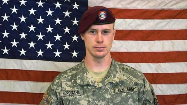 Sergeant Bowe Bergdahl was captured in unknown circumstances in eastern Afghanistan on June 30, 2009