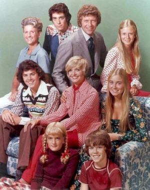 <i>The Brady Bunch</i>.