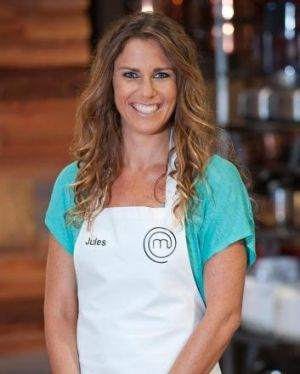 Jules Allen on <i>MasterChef</i> 2013.