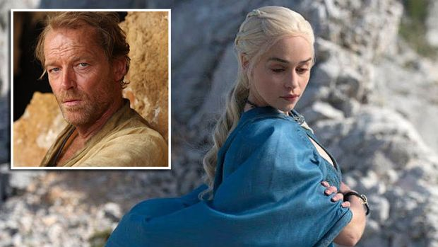 Hit the road Jorah: First the Khaleesi friend-zones him, then she kicks him to the dusty kerb.