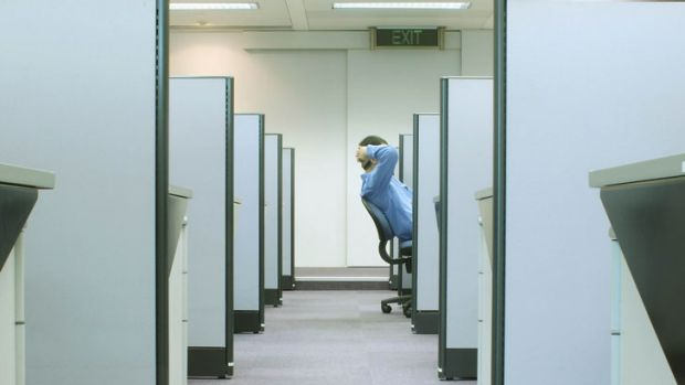 What filth lies behind these cubicles?