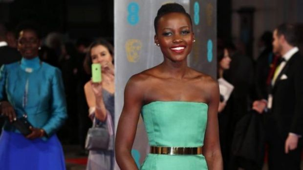 Actress Lupita Nyong'o boosts the female factor in <i>Star Wars: Episode VII</i>.