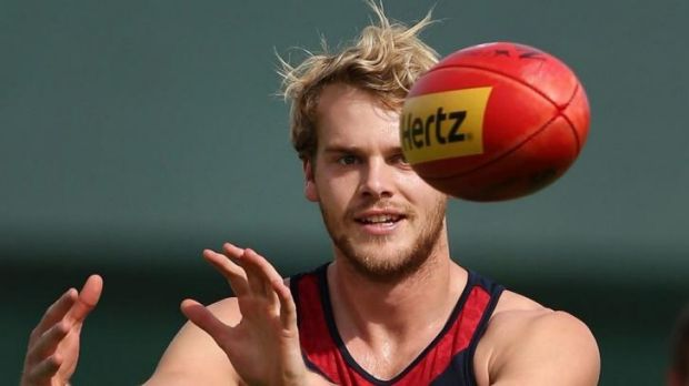 Melbourne's Jack Watts.