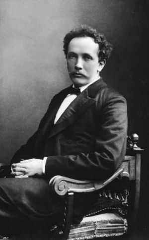 The master: Richard Strauss.