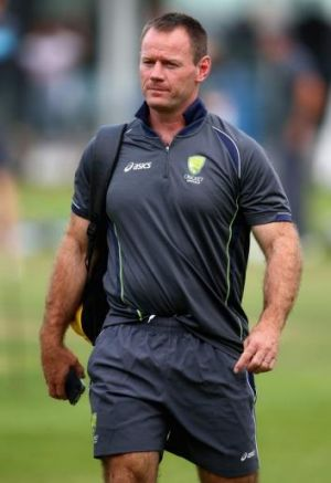 Cricket Australia's team performance chief Pat Howard.