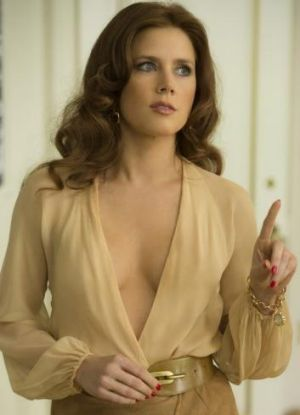 All-American: Amy Adams as Sydney Prosser in <i>American Hustle</i>.