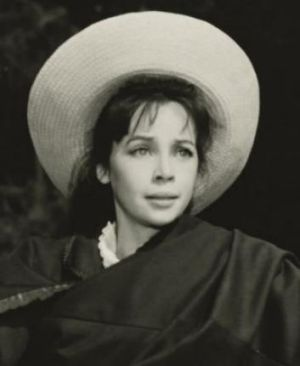 Innocent: Leslie Caron in <i>Gigi</i>.