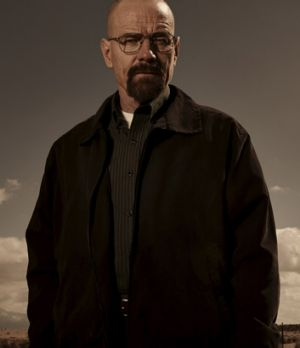 Walter White is a chemistry teacher who becomes a drug kingpin in the TV show Breaking Bad.