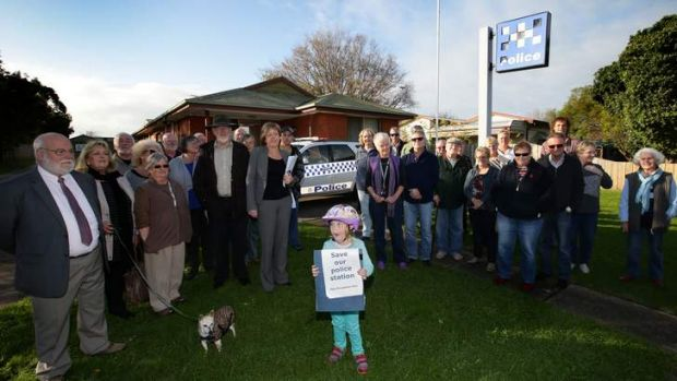 Bellarine Peninsula communities are angry at changes that are rolling out in their area because of blue paper released today.