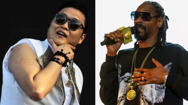Psy and Snoop Dogg (Lion) to collaborate on new song.