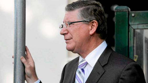 Premier Denis Napthine: overplayed his hand.