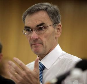 Greg Medcraft said the trust ASIC put in CBA was misplaced.