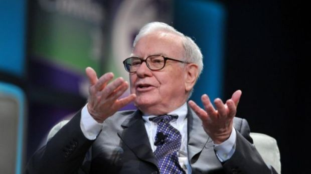 Big bet: Billionaire Warren Buffett.
