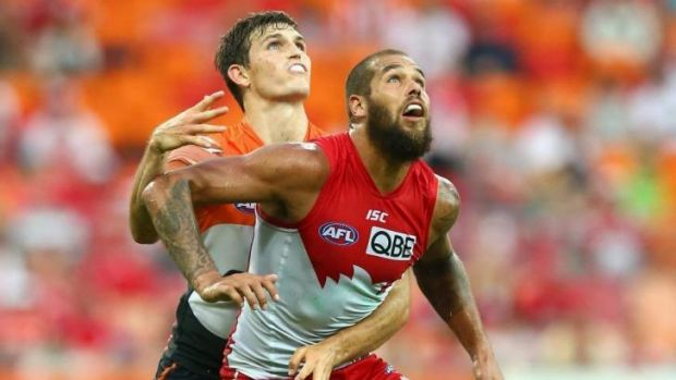 Will Phil Davis be back to take on the Swans in three weeks time?