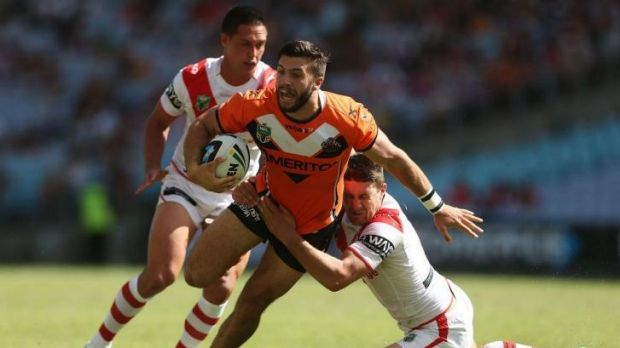 Wests Tigers fullback James Tedesco's decision to snub the Raiders might help them in the long run, according to his manager.